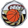 Basketball Medal Decagon Medal Awards