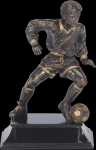 Action Sport Soccer Awards Action Sport Trophy Resin Awards