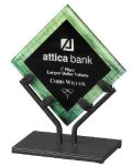 Acrylic Art Galaxy Award - Green Artisan Acrylic Awards