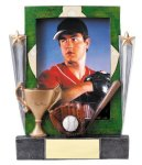 Baseball Sport Frame Baseball Trophy Awards