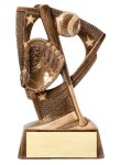Stars Baseball Resin Award Baseball Trophy Awards