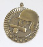 Star Baseball Medals Baseball Trophy Awards