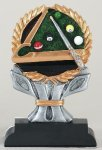 Billiard Impact Series Billiards/Pool Trophy Awards
