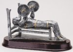 Weightlifting Bench, Male Body Building Trophy Awards