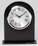Black Desk Clock Award Boss Gift Awards