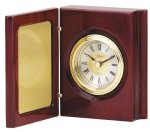 Book Clock With Hinged Cover Boss Gift Awards