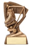 Stars Hockey Resin Award Bronze and Gold Star Resin Trophy Awards
