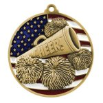 Cheerleader Medal Cheerleading Trophy Awards