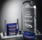 Goal-Setter Arch Corporate Crystal Awards