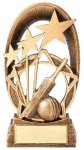 Radiant Series Cricket Resin Trophy  Cricket Trophy Awards