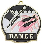 Dance Medal Dance Trophy Awards