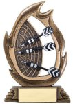 Flame Series Dart Darts Trophy Awards