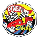 Pinewood Derby Medal Decagon Medal Awards