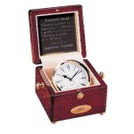 Captain's Clock Desk Clocks