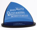 Crystal Curve Employee Awards