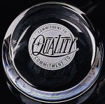 Slant Top Paper Weight Executive Gift Awards