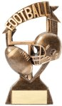 Football Resin Football Trophy Awards