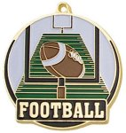 Football Medal Football Trophy Awards