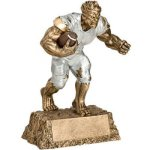 Football, Monster Resin Football Trophy Awards