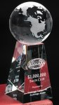 Tapered Globe Globe Awards