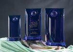 Solstice Golf Glass and Crystal Awards