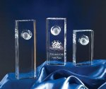 Luna Golf Glass and Crystal Awards