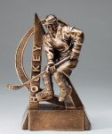 Hockey Resin Trophy, Male Hockey Trophy Awards