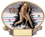 Motion X Oval Hockey Hockey Trophy Awards