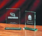 Ovation Jade Glass Awards