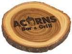 Genuine Wood Log Coaster Kitchen Gifts
