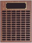 Perpetual Plaque Assembled With Satin Gold Plates Large Perpetual Plaques