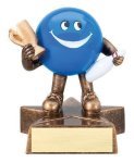 Little Buddy Bowler Little Buddy Resin Trophy Awards