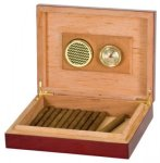 Rosewood Piano Finish Humidor Misc. Gift Awards