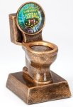 Resin Toilet Misc. Resin Trophy Awards