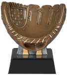 Motion X Softball Glove Misc. Resin Trophy Awards
