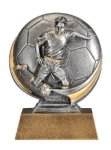 Motion X  Soccer 3-D Motion X Action 3D Resin Trophy Awards