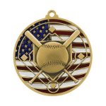 Baseball Medal PM Series Medal Awards