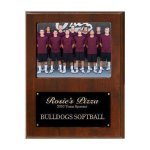 Team Sponsor Photo Plaque Recognition Plaques