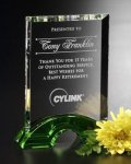 Greenbury Crystal Award Sales Awards