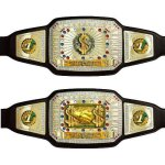 Top Sales Championship Belt Sales Awards