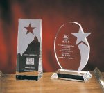 Oval Star Sales Awards