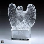 Eagle of Magnum Opus Crystal Award Sales Awards