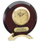 Circular Clock Secretary Gift Awards