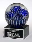 Art Glass Award Secretary Gift Awards