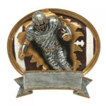 Sport Blaster Legend Football Sport Blaster Resin Trophy Awards
