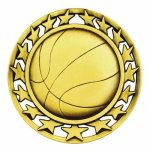 Basketball Medal Super Star Medal Awards