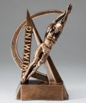 Swimming Resin Trophy, Male Swimming Trophy Awards