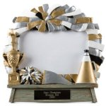 Photo Frame Cheer Team Photo Frame Resin Trophy Awards