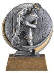 Motion X  Tennis 3-D Tennis Trophy Awards