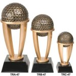Golf Tower Resin Tower Resin Trophy Awards